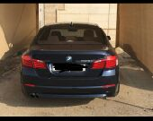 BMW الفئة الخامسه موديل 2013 شبه جدييده