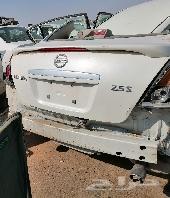 قطع غيار نيسان اللتيمه موديل 2011 التوصل عن طريق الجوال 0545284705 0503898614