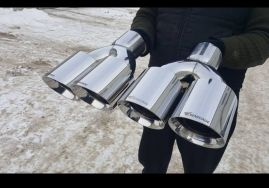 للبيع فتحات (مخارج) اكزوست ثنائيه تفصيل من روسيا