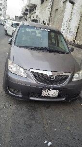للبيع سيارة عائلية مازدا