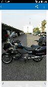 دراجه ناريه نوع BMW رحال