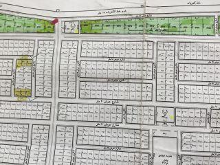 ارض للبيع في الدوادمي مخطط 988