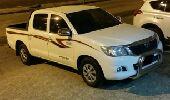 هايلوكس 2014 GLXسعودي اول مالك