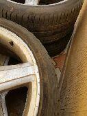 للبيع جنوط AMG لمرسيدس فياقرا 2003