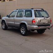 جيب باثفندر2004 دبل V6قير عادي سعودي الحمراني