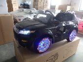 سيارة اطفال ريموت كنترول شحن كهربا