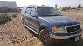 فورد اكسبديشن 2001 للبيع أو البدل