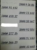 ارقام سوا مميزه بجميع الاسعار