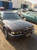 BMW  740   IL الخبر