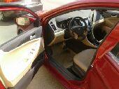 سيارة سوناتا موديل 2011 نظيفة جدا ماشى 145 ك
