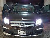 مرسيدس GL500 AMG للبيع في جدة.