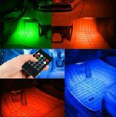 إضاءة السياره LED الداخليه  عرض خاص