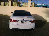 سوناتا موديل 2014فل كامل لبدل بسيارة عائليه