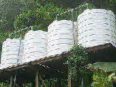 شركة تنظيف خزانات مع التعقيم وتسويه العازل