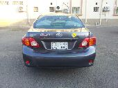 -Toyota Corolla 2010 Automatic Japan Made