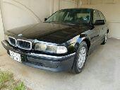 بي إم دبليو BMW 735i موديل 97 فل كامل 13ألف