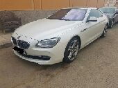 للبيع BMW 640i موديل 2013 ممشى قليل