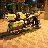 الرياض - هارلي رود قلايد الترا