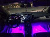 إضاءات led داخلية للسيارات