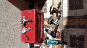 للبيع معدات تلميع ساطع مستعمله