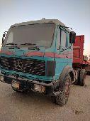 شاحنة (تريلة) مرسيدس 1980