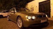BMW 735LI MODEL 2005