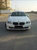 بي ام دبليو 520 موديل 2011 سعودي ماشي 131 الف