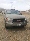 جمس سوبر للبيع موديل 2004سعودي