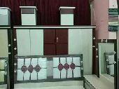 غرف نوم وطني 1800ريال شامل التوصيل والتركيب
