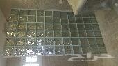 تركيب وتوريد جميع انواع الطوب الزجاجي و الاسقف الزجاجيه للتواصل 0501482077