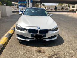 للبيع بي BMW 320i 2012 بودي وكالة