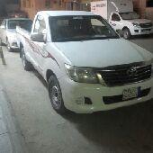 الرياض - هايلوكس غماره 2012