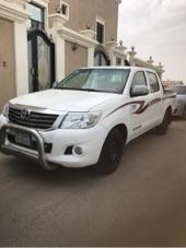 هايلكس2014 GLX سعودي