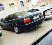 للبيع BMW موديل 1996 لارج 740