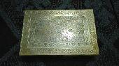 صندوق نحاس مصري