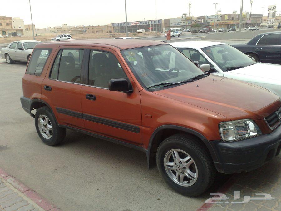 للبيع جيب هوندا CRV 1998 نظيفة جدا لونها برون