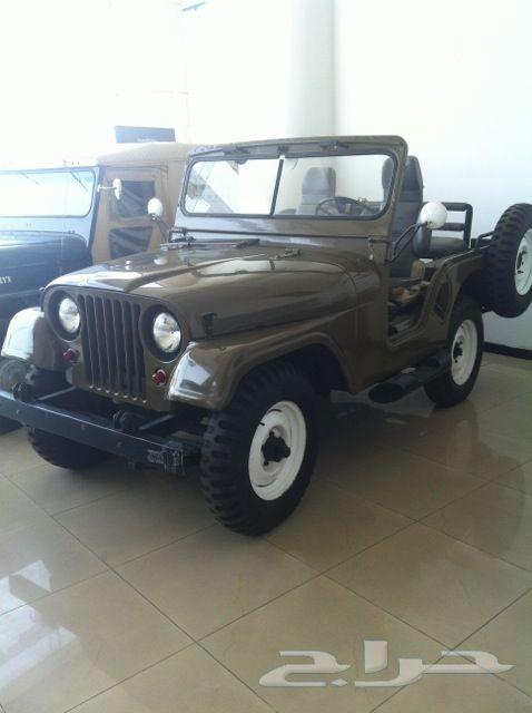 1960 جيب ويلز كلاسيكي   classic jeep willys