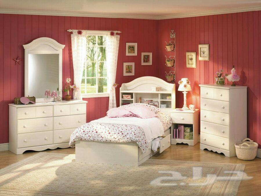 تفصيل غرف نوم بجميع انواع الاخشاب