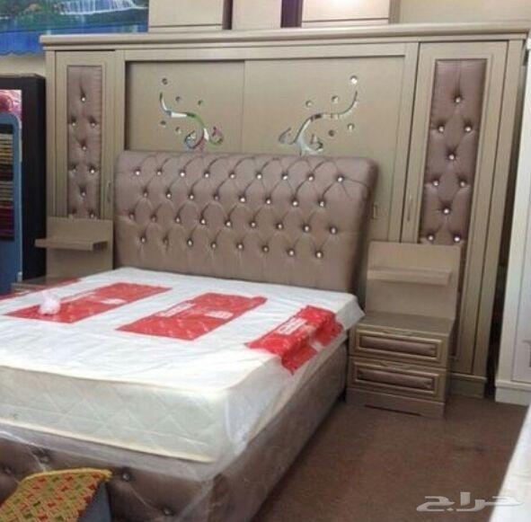 لبيع غرف نوم و دواليب ومطابخ جاهز وتفصيل