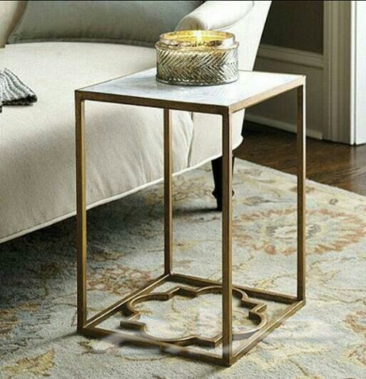 طاولات حديد فخمة وقص ليزر وتفصيل حسب الطلب
