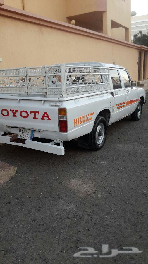 هايلوكس للبيع موديل 1982