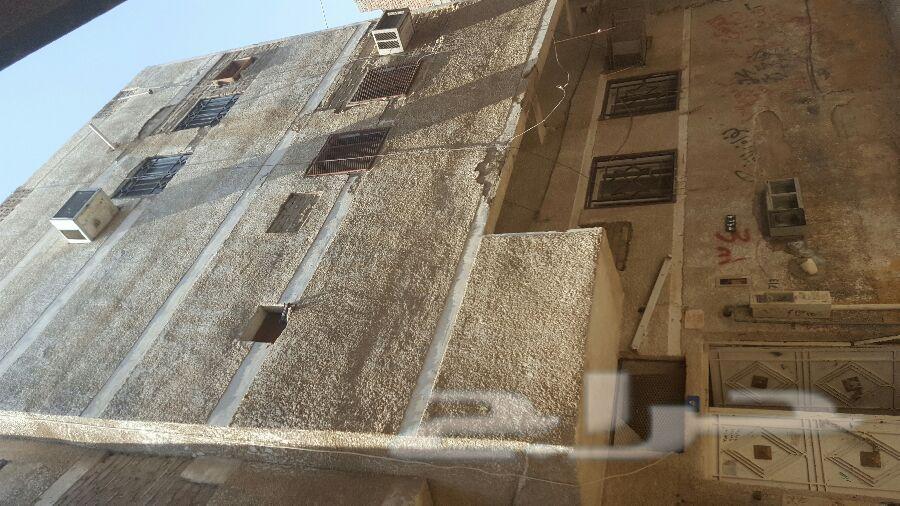 عمارتين للبيع في الملاوي قريبه من الحرم
