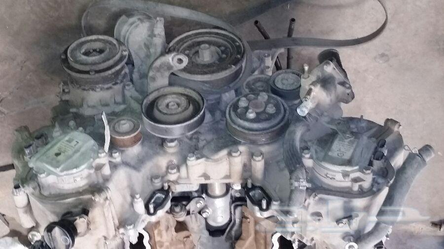الصناعية القديمة   مكينة لكزس 460