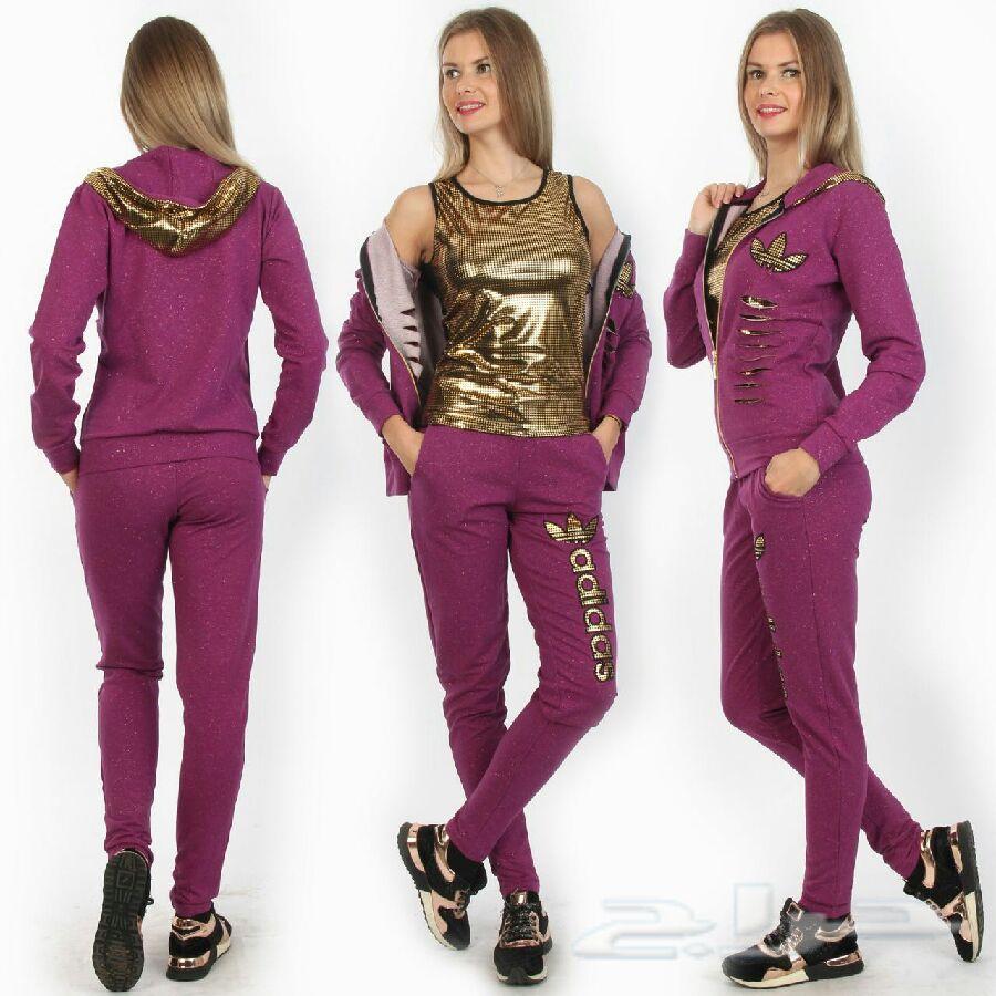 9dd8c6810 ملابس رياضية نسائية 2017-ماركة اديداس 2017--اجدد ترنجات البنات 2017 ...