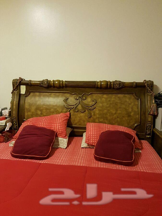 غرفة نوم كينج للبيع