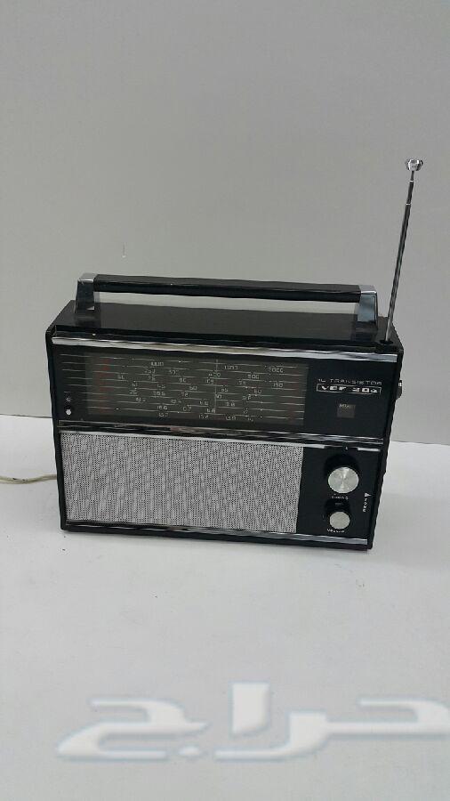 راديو روسي قديم