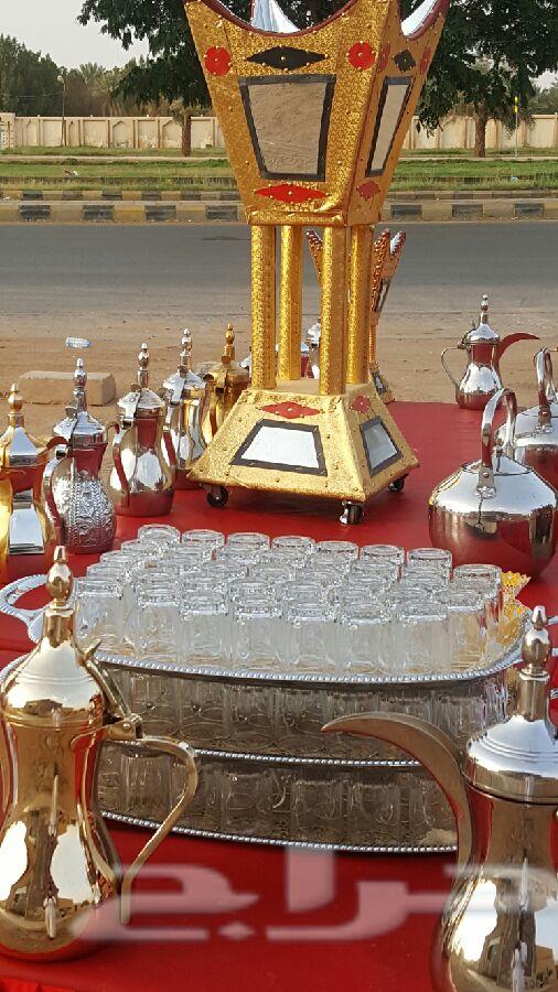 ابو ريان لتجهيز القهوة والشاي في جميع مناسبات