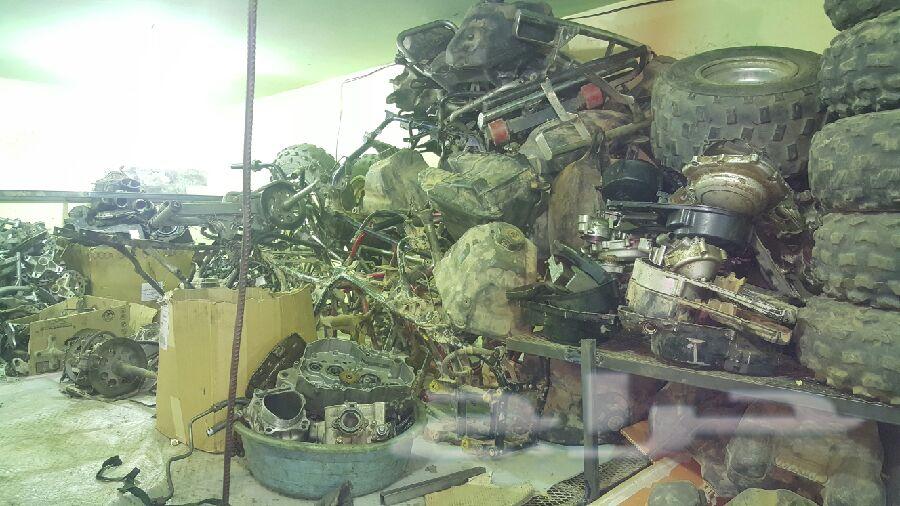 قطع غيارجميع انواع الدبابات جديد ومستعمل