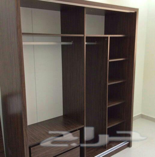 تصنيع دولايب ملابس حسب الطلب   0533530119