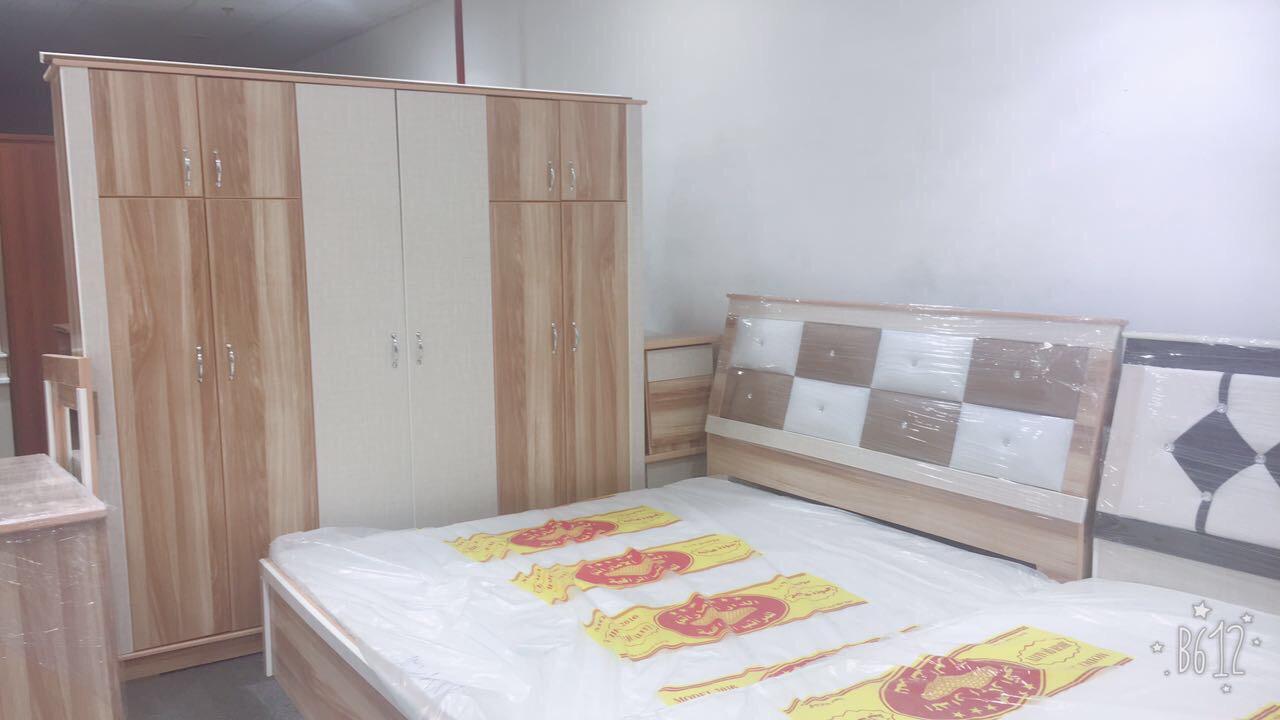 غرف نوم نفرين ومفردوسريران  تبدامن1600 الباحة